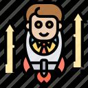 boost, opportunities, improvement, success, startup