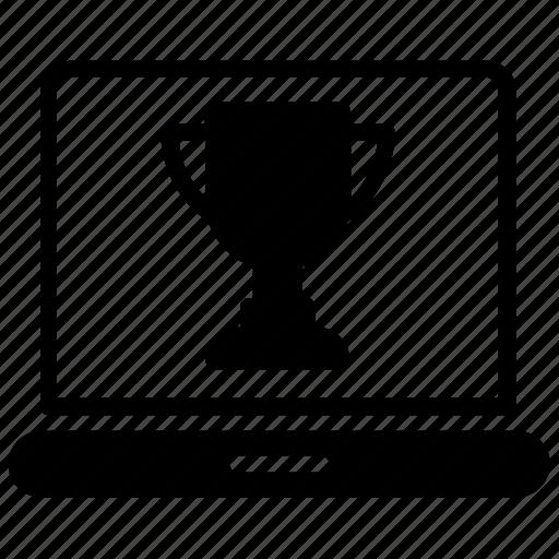 achievement, online award, online reputation, reputation management, trophy award icon