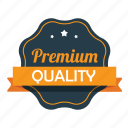 award, badge, emblem, guarantee, premium, quality, satisfaction icon
