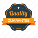 award, emblem, guarante, guarantee, quality, satisfaction guarantee, warranty icon