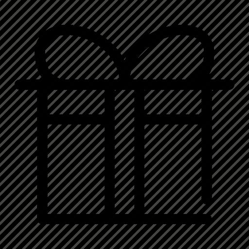 gift, holiday, joyful, occassion, present icon