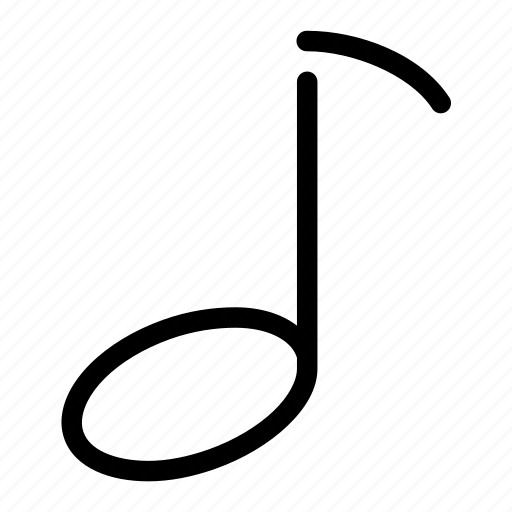 audio, instrument, note, sound, tune icon