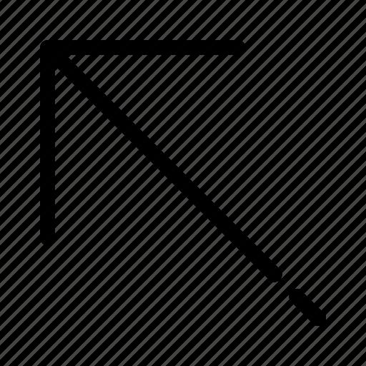 arrow, cursor, direction, move, pointer icon