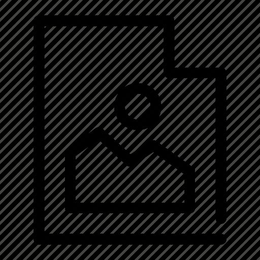 bitmap, file, image, photo, picture icon