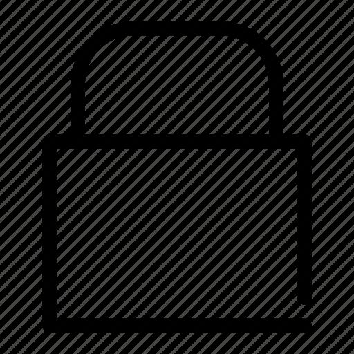 key, lock, private, protection, shield icon