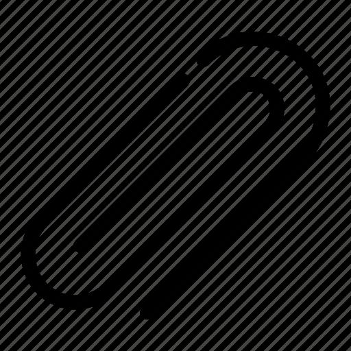 attachment, clip, document, folder, paper icon