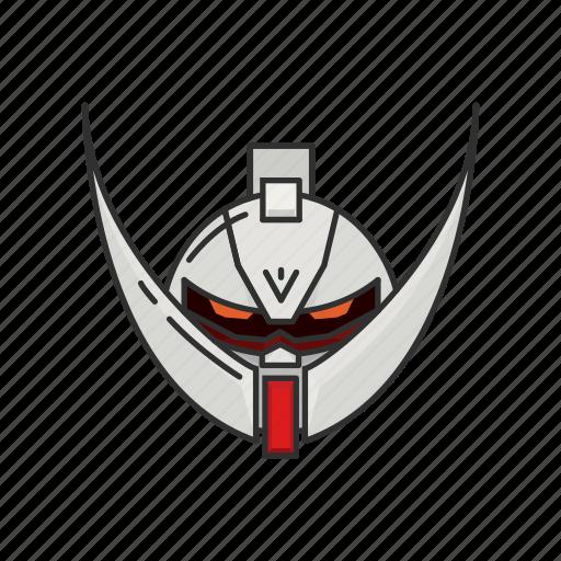 anime, automaton, cartoons, gundam, mache, robot, turn a gundam icon