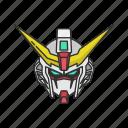 anime, automaton, cartoons, gundam, gundam destiny, mecha, robot icon