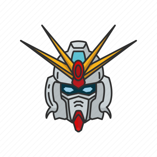 anime, cartoons, gundam, gundam f91, gundam wing, mecha, robot icon