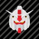 anime, cartoons, gundam, gundam 79, mecha, robot, rx-78-2