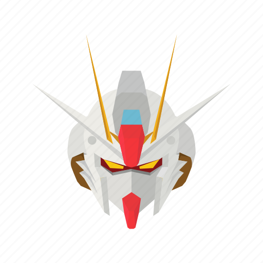 Anime, autmaton, automaton, cartoons, gundam, mecha, robot icon - Download on Iconfinder