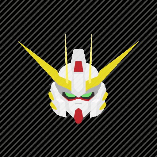 Anime, automaton, cartoons, freedom gundam, gundam, mecha, robot icon - Download on Iconfinder