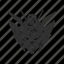 anime, automaton, cartoons, epyon gundam, gundam, mecha, robot icon