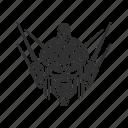 anime, automaton, cartoons, gundam, gundam heavy arms, mecha, robot icon