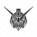 anime, automaton, cartoons, gundam, gundam deathscythe, mecha, robot icon