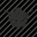 anime, cartoon, exia, gundam, gundam 00, mecha, robot icon