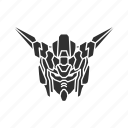 anime, automaton, cartoons, gundam, gundam unicorn, mecha, robot icon