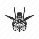 anime, build burning gundam, cartoons, gundam, gundam seed, mecha, robot icon