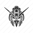 anime, cartoons, gundam, gundam z, gundam zeta, robot, zeta icon