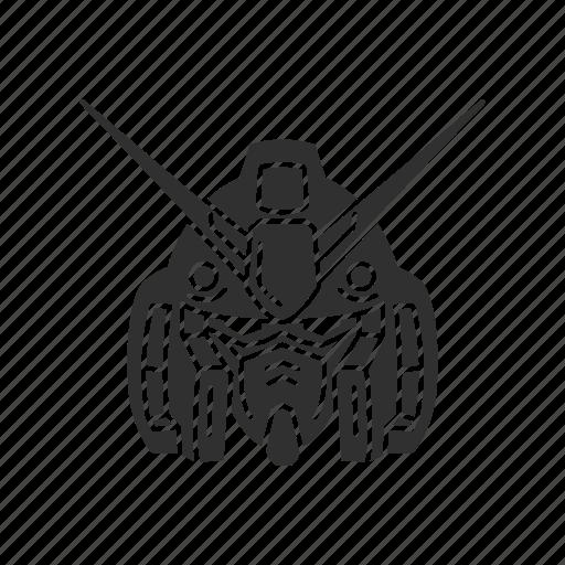 anime, cartoons, gundam, gundam 0080, mecha, robot icon