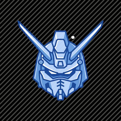 Anime, automaton, cartoons, gundam, mecha, robot, shining gundam icon - Download on Iconfinder