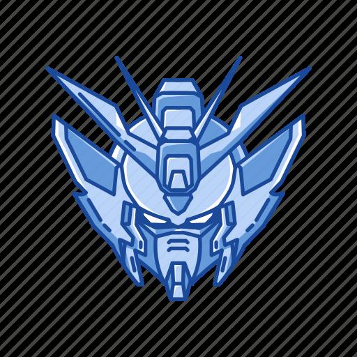 Anime, cartoons, epyon, epyon gundam, gundam, mecha, robot icon - Download on Iconfinder