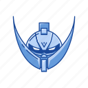 anime, automaton, cartoons, gundam, mecha, robot, turn a gundam icon