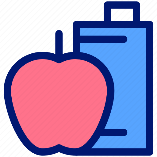 apple, diet, fitness, food, healthy icon