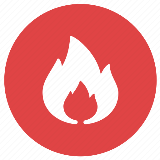 Gym, burn, fire, flame, burn fat icon - Download on Iconfinder