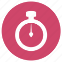 chronometer, gym, stopwatch, timer icon