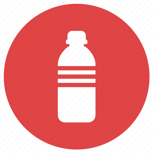 bottle, drink, gym, water icon