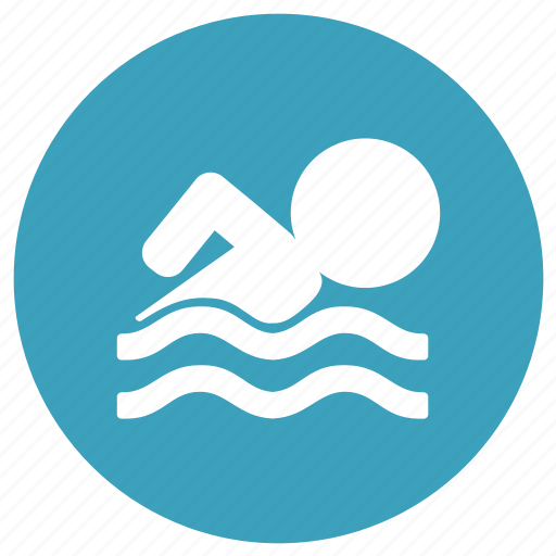 Gym, exercise, sport, swim, swimming icon - Download on Iconfinder