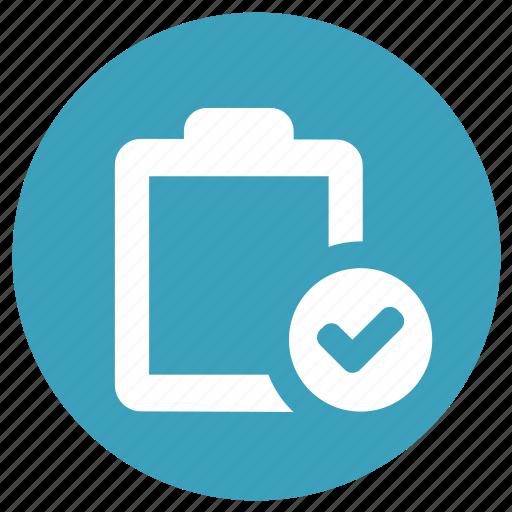 check list, gym, healthcare, list, medical checklist icon