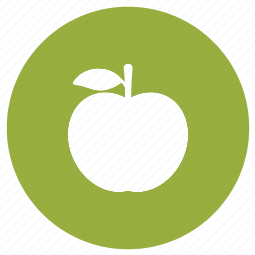 apple, food, fruit, gym, healthy food icon