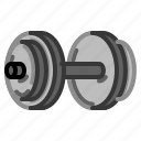 bodybuilding, dumbell, dumbells, fitness icon