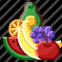 diet, food, fresh, fruit, healthy
