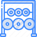 equipment, fitness, gym, health, rack, weight icon
