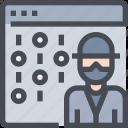browser, coding, hack, hacker, hacking, page, secure