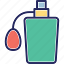 luxury perfume, perfume, perfume spray bottle, scent icon
