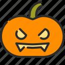 creepy, halloween, horror, jack o lantern, monster, pumpkin, spooky