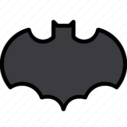animal, bat, fly, halloween, night, nocturnal, scary icon