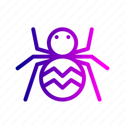 bug, evil, fly, halloween, insect, pest, spider icon