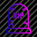 death, funeral, grave, gravestone, halloween, rip