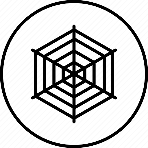 cobweb, net, spider, spiderweb, trap, tricky, web icon