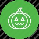 halloween, horror, lantern, pumpkin, scary, spooky