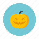 ghost, hallowen, horror, night, pumpkin, treat icon