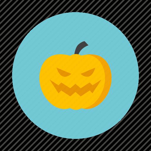 ghost, hallowen, horror, night, pumpkin, treat icon