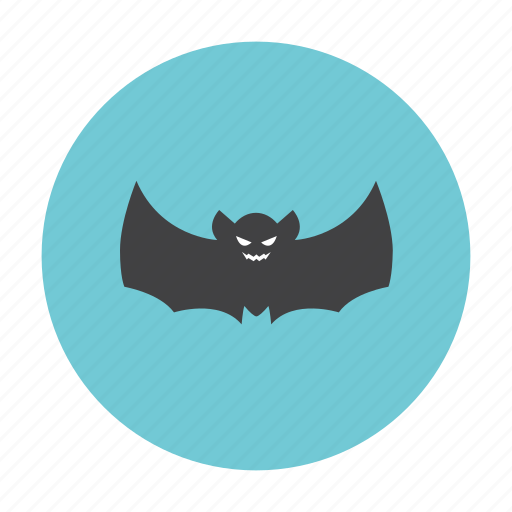 bat, ghost, hallowen, horror, night, treat icon