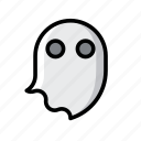 ghost, halloween, horror, monster, scary, skull icon