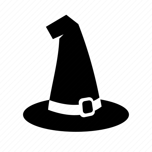 halloween, hat, witch, witchhat, wizard icon